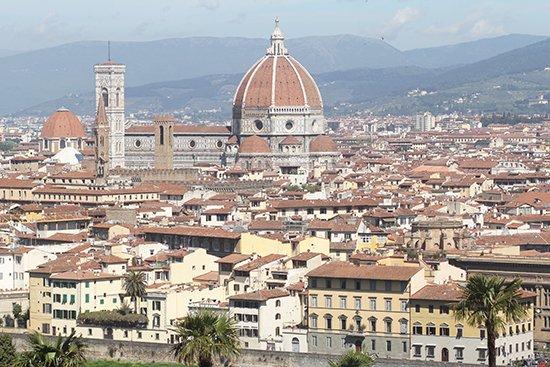 Florenz-Tipps: Wanderung zum Piazza Michelangelo