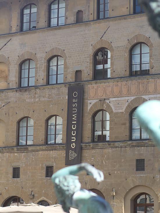 Florenz-Tipps: Gucci-Museum