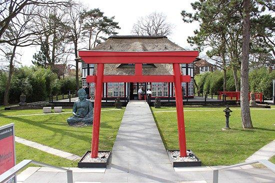 Timmendorf-Tipps: Mikado Garden