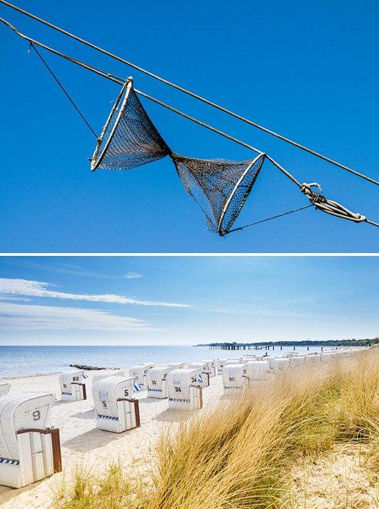 Timmendorfer Strand: Tipps für einen Tag am Meer
