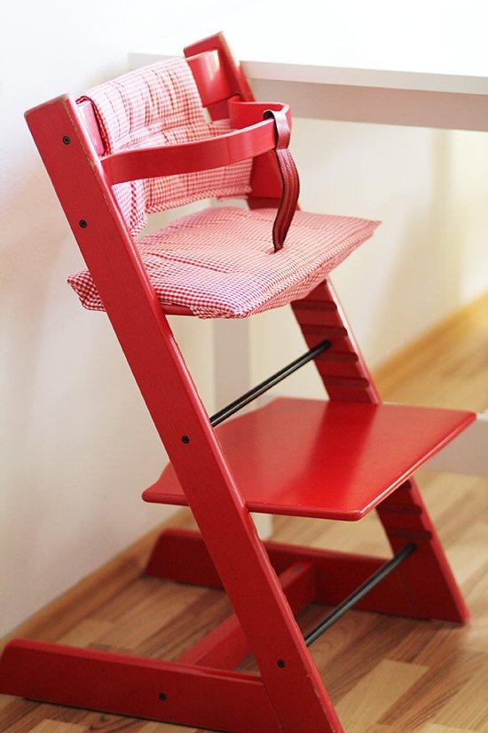 Tripp Trapp Sitzkissen von Myfirstlabel