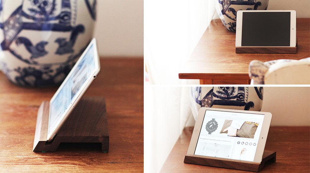 WoodUp: Stylische Helferlein aus Holz