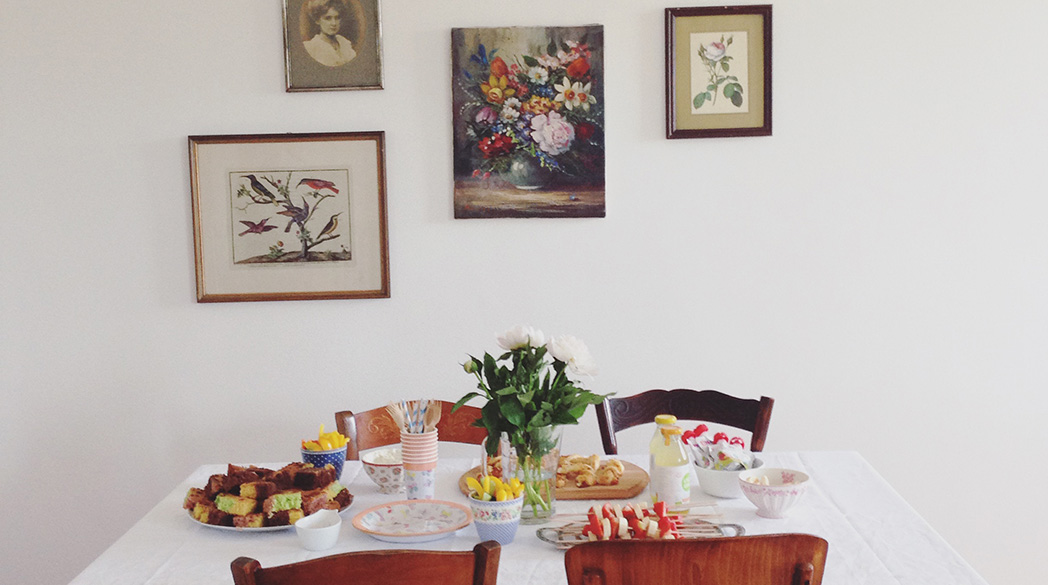 Inspirationspost: Amalias erster Geburtstag