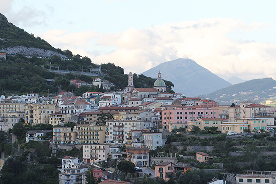 Die Amalfi-Küste