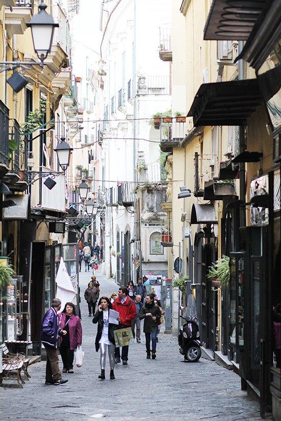 Salerno-Tipps
