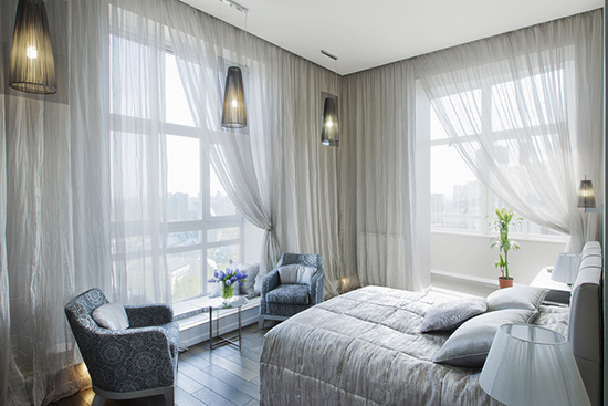 Tipps für einen gesunden Schlaf: Ein geschmackvolles Umfeld