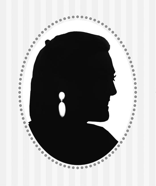silhouette elegant bride [Converted]