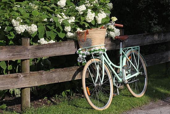 Täglicher Begleiter: mein LEKKER-Fahrrad