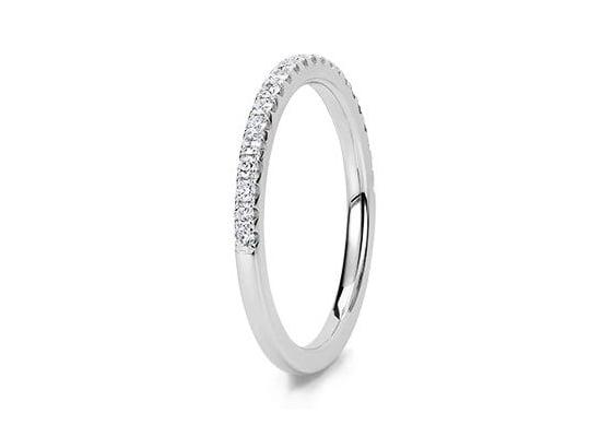 Geschichte des Verlobungsringes: Der Memoire-Ring