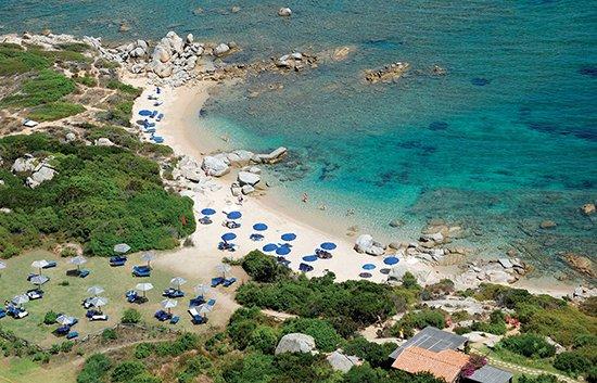 Die Hotels von Delphina liegen an der Gallura, Sardiniens reizvollstem Küstenabschnitt