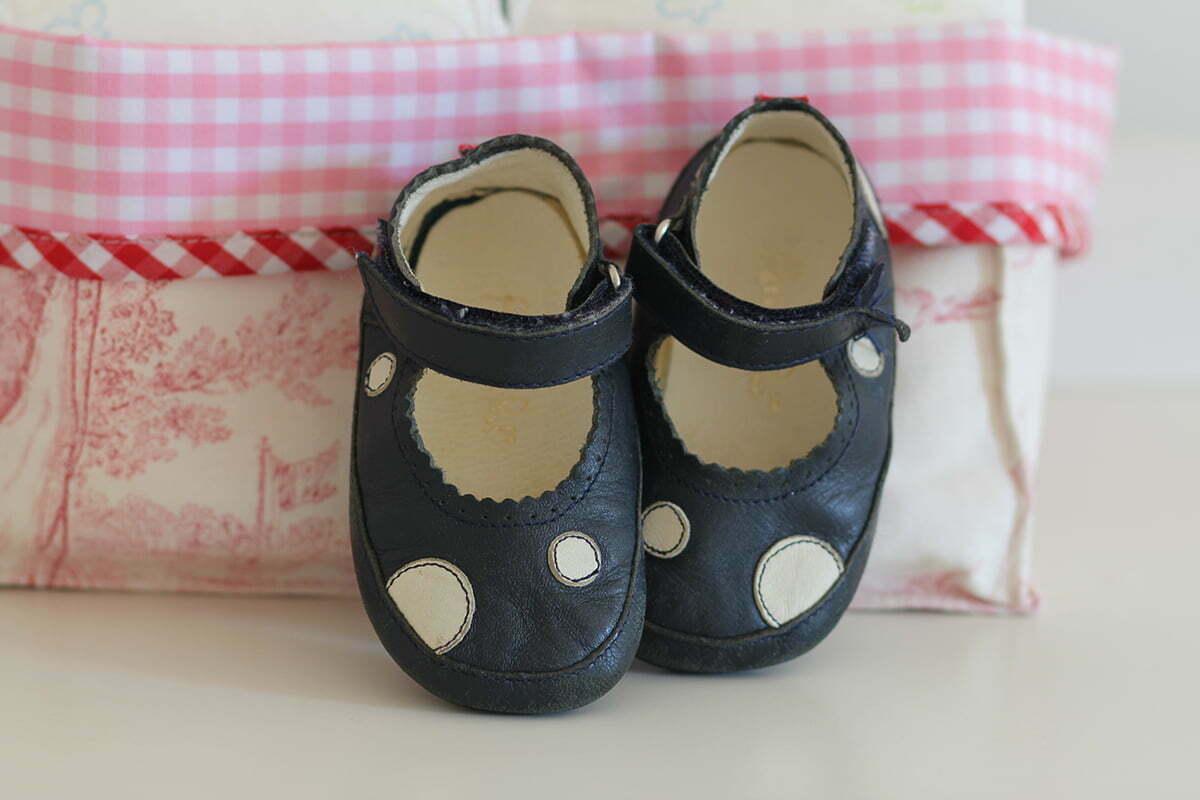 Amalias Kleiderschrank: Schuhe von Anna und Paul