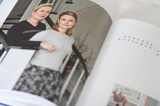 Mütter und Töchter: Susanne Botschen - Gründerin von mytheresa.com - und Tochter Christina