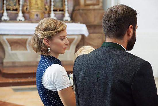 Taufe: Unser Trachtenlook