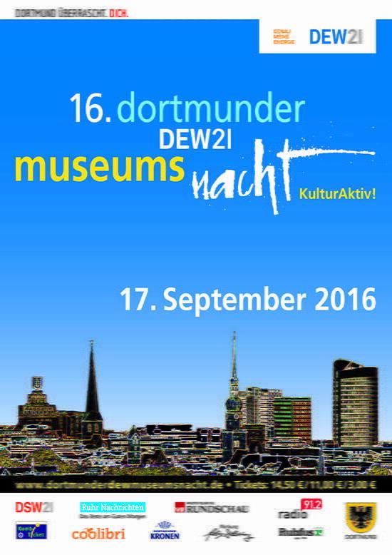 16. Dortmunder Museumsnacht