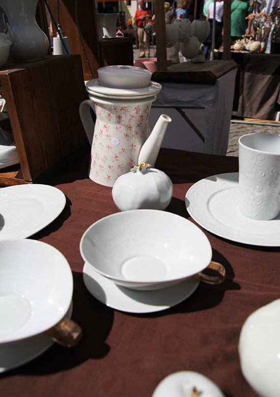 Maluka: Porzellan aus Mecklenburg