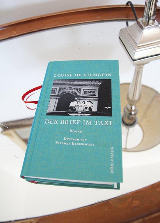 Der Brief im Taxi von Louise de Vilmorin
