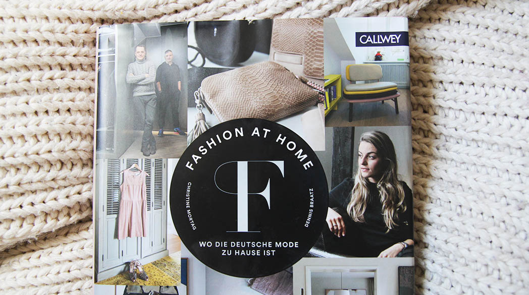"Buch ""Fashion at Home"" von Christine Mortag und Dennis Braatz"