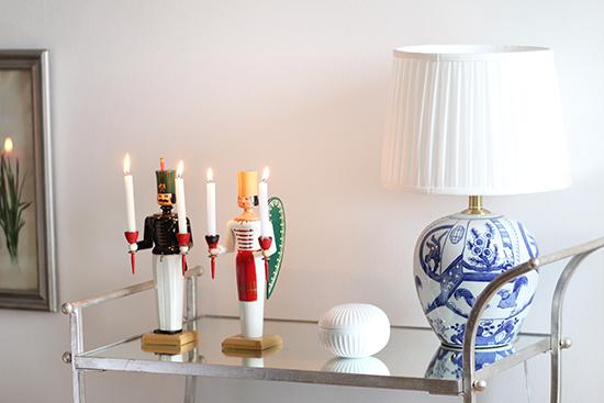 zwei alten Kerzenleuchter aus dem Erzgebirge: Bergmann & Engel