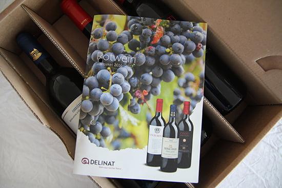 Getestet: Wein-Abo von Delinat