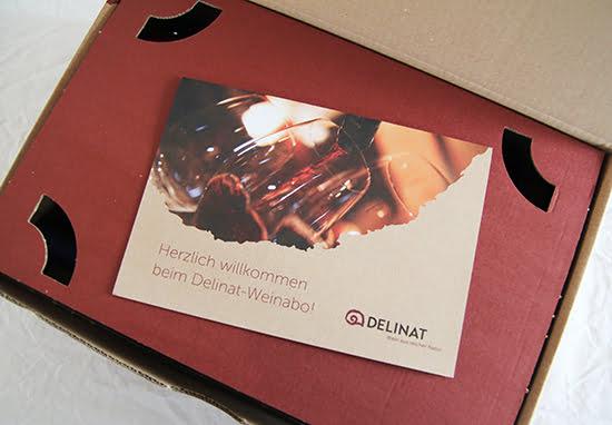 Gewinnspiel: Wein-Abo von Delinat