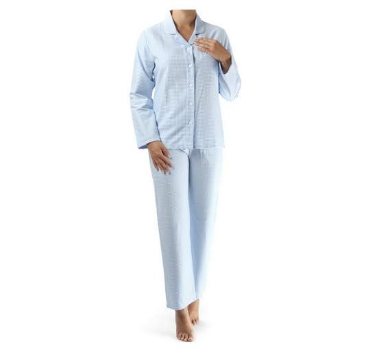Textile Träume: Pyjama von Novila