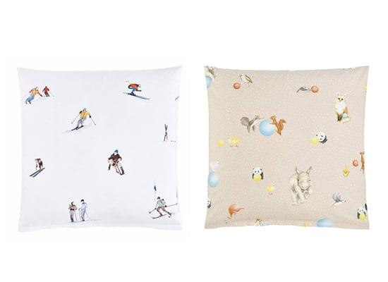 Textile Träume: Bettwäsche von Christian Fischbacher