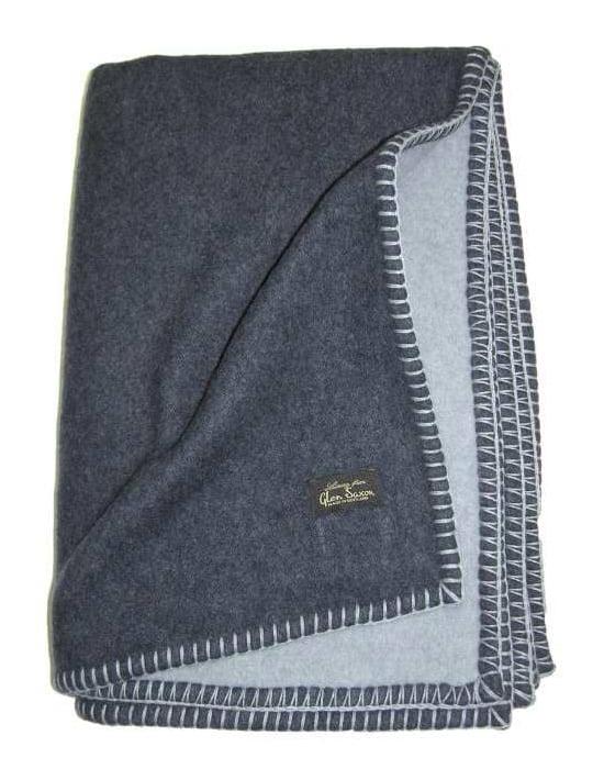 Textile Träume: Wolldecke von Glen Saxon