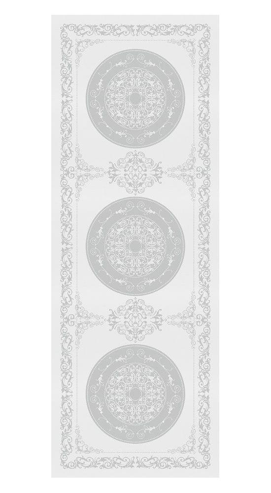 Textile Träume: Tischläufer aus Damast von Garnier Thiebaut