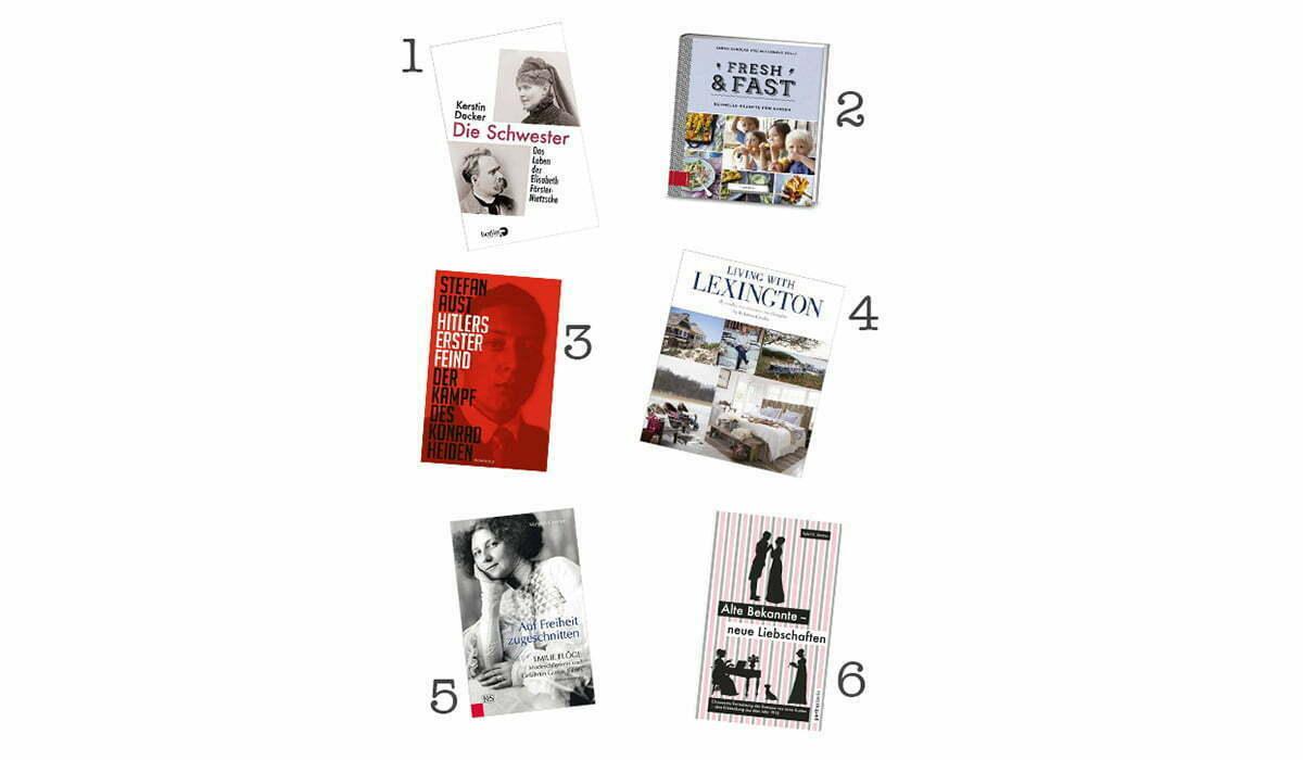 Geschenketipps Teil 6: Bücher für Erwachsene