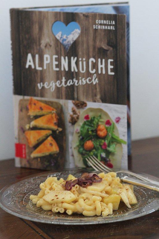 Alpenküche Vegetarisch von Cornelia Schinharl