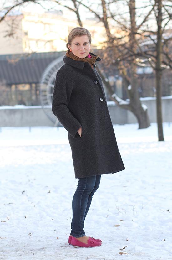 Outfitpost Mein Neuer Wollmantel Von Boden Lady Blog