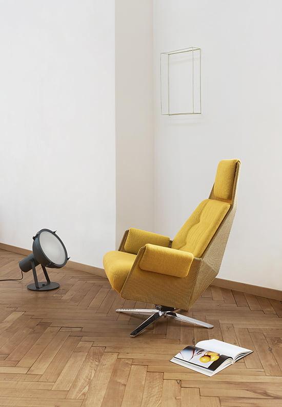 Lounge-Sessel MESH