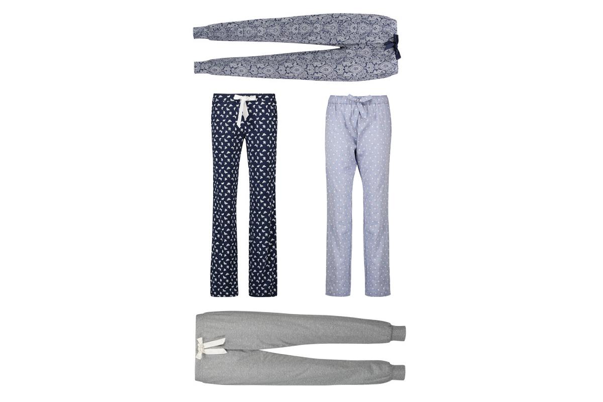 Freitagsfund*: Pyjamahosen aus Jersey