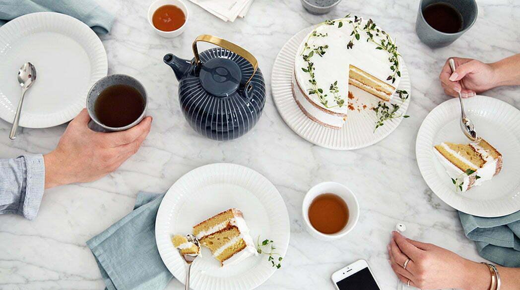 Teekanne von Kähler