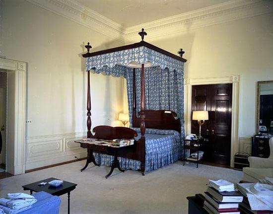 Wie Wohnte Eigentlich Jackie KennedyOnassis LadyBlog - Truggelmann schlafzimmer