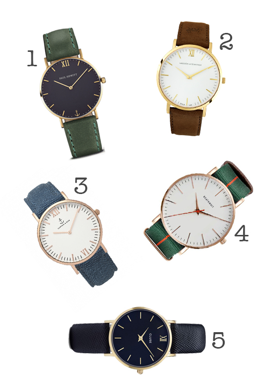 Daniel Wellington Alternative