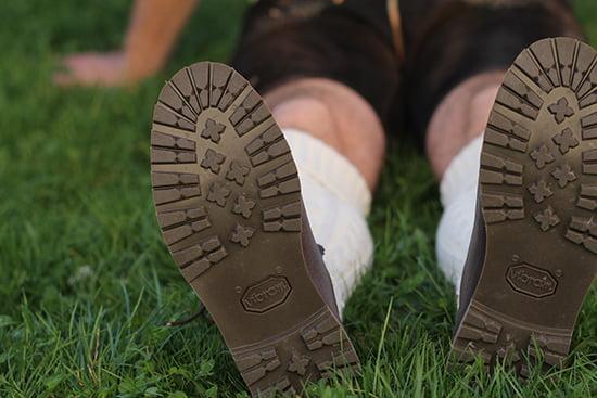 Haferlschuhe von Schwangau Schuh aus dem Allgäu