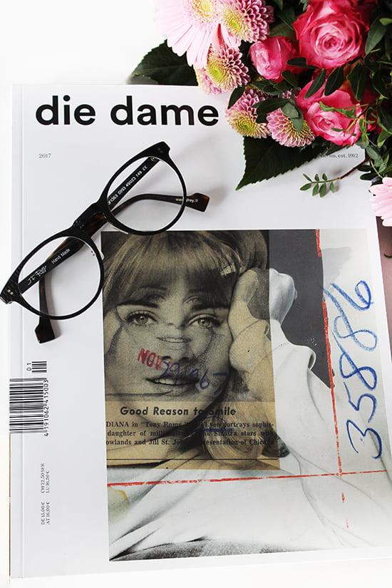 """Zeitschrift """"Die Dame"""" von Christian Boro"""