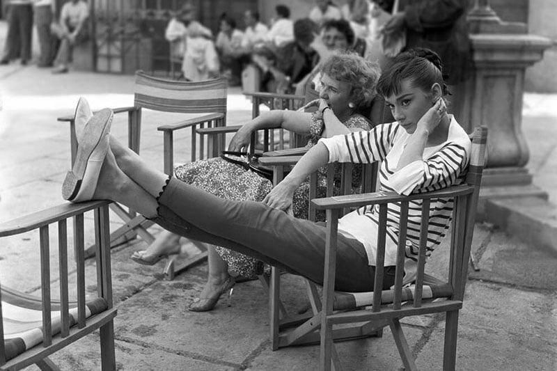 Mode-Tipps von Audrey Hepburn