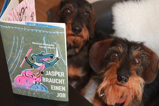 Buch-Tipp: Jasper braucht einen Job