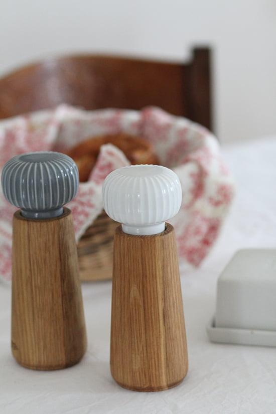 Salz- und Pfeffermühle von Kähler
