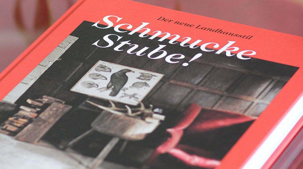Unser Wohnen-Buch-Tipp: Schmucke Stube!