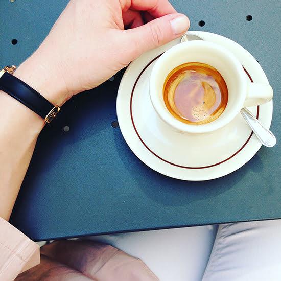 Frühstück im Royal Hotel Sanremo