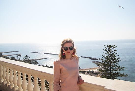 Bloggerin Daniela Uhrich