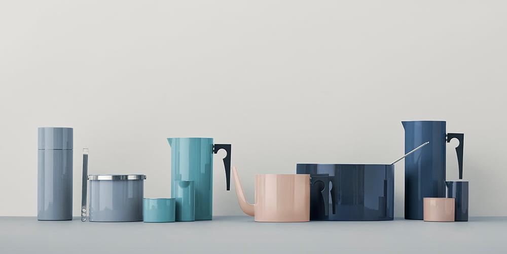 Design-Klassiker: Die Cylinda-Serie von Stelton