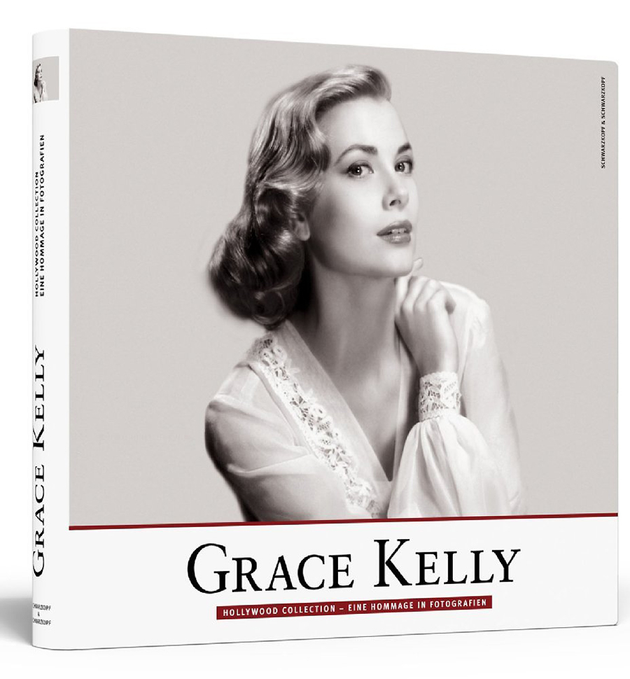 Grace Kelly - Hollywood Collection - Eine Hommage in Fotografien