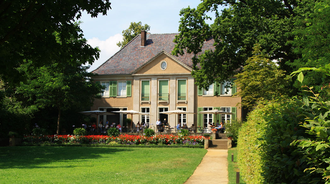 Alexandras Berlin-Tipps: Die Liebermann-Villa