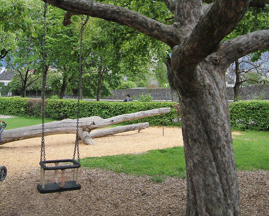 Lienz-Tipps: Spielplatz am Flussufer