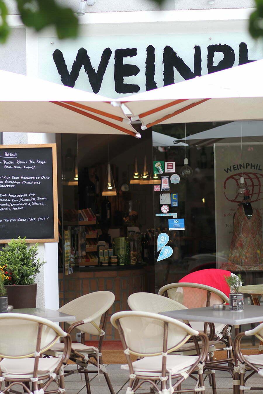 Lienz-Tipps: Ein Wein in der Weinphilo