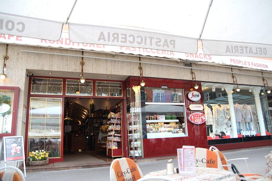 Lienz-Tipps: Ein Espresso im Citycafe Glanzl
